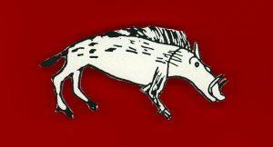 Le phacochère